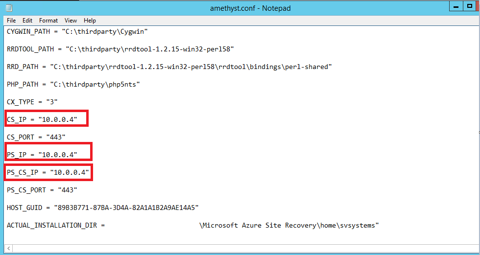 Azure Site recovery - Addressing common issues